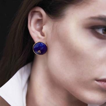 Yves's Compass Earring